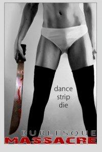 Burlesque Massacre poster