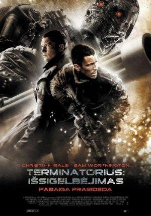 Terminator Salvation 350x500