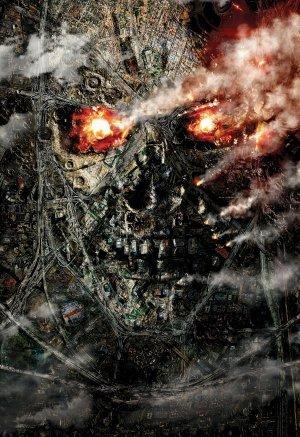 Terminator Salvation 2400x3493