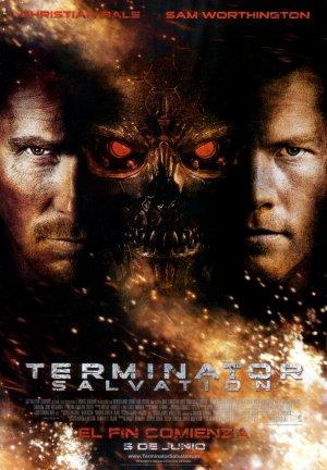 Terminator Salvation 2585x3725