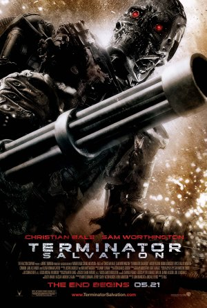 Terminator Salvation 2400x3556