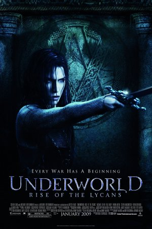 Underworld: Rise of the Lycans 2100x3156
