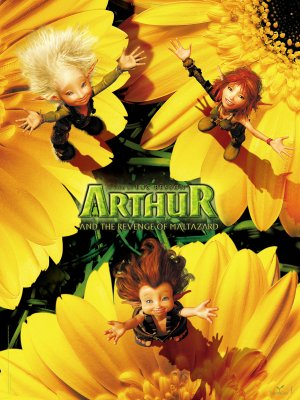 Arthur et la vengeance de Maltazard 2835x3780