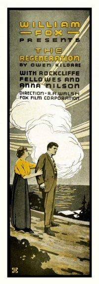 The Regeneration poster