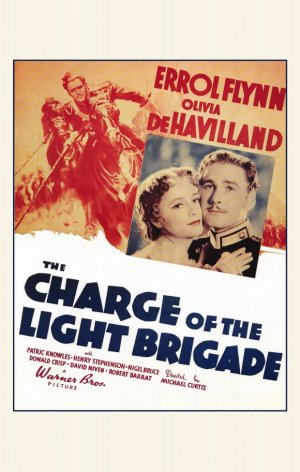 The Charge of the Light Brigade 580x912