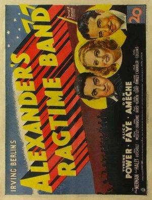 Alexander's Ragtime Band 1005x1323