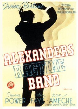 Alexander's Ragtime Band 930x1300