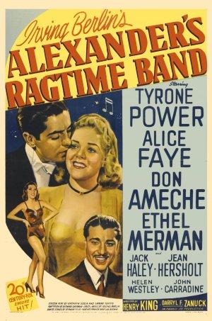 Alexander's Ragtime Band 1752x2645