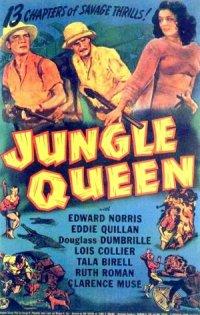 Jungle Queen poster