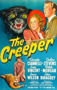The Creeper poster