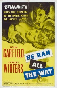 He Ran All the Way poster