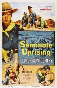 Seminole Uprising poster