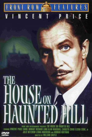 House on Haunted Hill Cover