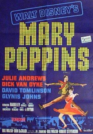 Mary Poppins 340x489