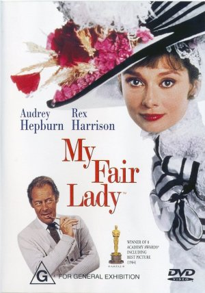 My Fair Lady 701x1000