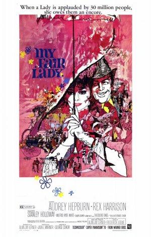 My Fair Lady 580x911