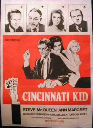 The Cincinnati Kid 427x589