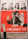 The Cincinnati Kid Poster