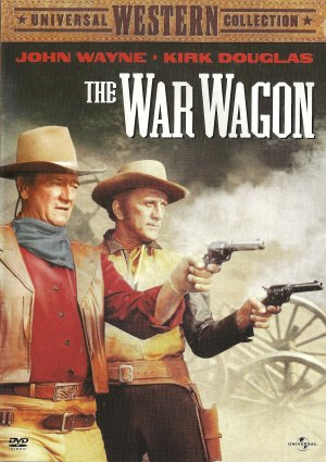 The War Wagon Cover