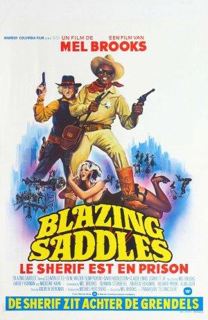 Blazing Saddles 1950x3000