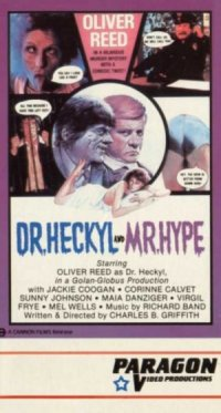 Dr. Heckyl and Mr. Hype poster