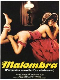 Malombra poster