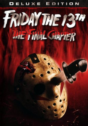 Friday the 13th: The Final Chapter Cover