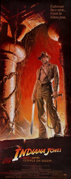 Indiana Jones and the Temple of Doom 1000x2497