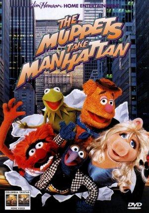 The Muppets Take Manhattan 2099x3002