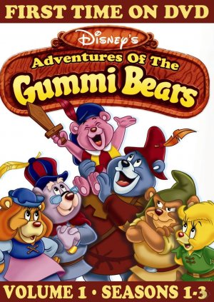 Adventures of the Gummi Bears 989x1393