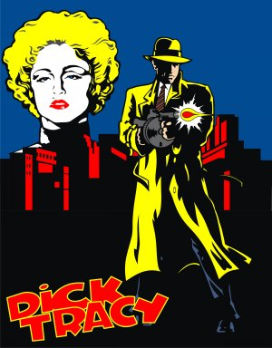 Dick Tracy 2500x3200