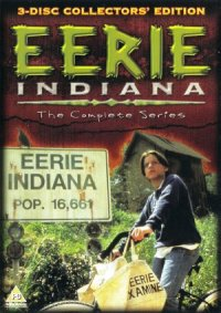 Eerie, Indiana poster