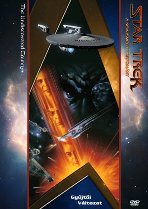 Star Trek VI: The Undiscovered Country 1539x2175