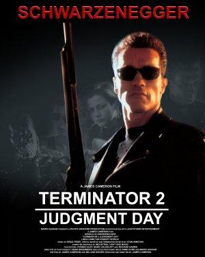 Terminator 2: Judgment Day 2400x3000
