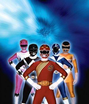 Mighty Morphin Power Rangers 857x1000