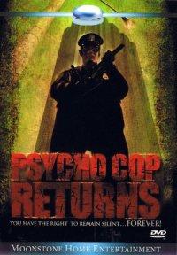 Psycho Cop Returns poster