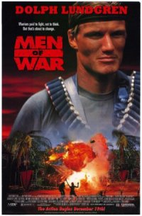 Men of War poster