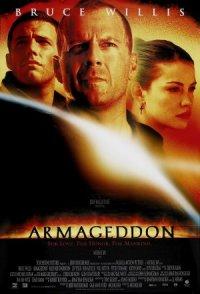 Armageddon - Giudizio finale poster