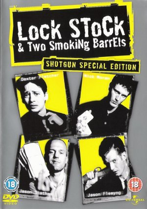 Lock Stock And Two Smoking Barrels Cover