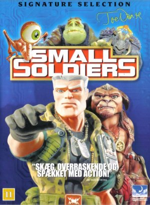Small Soldiers 687x935