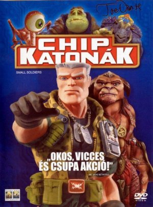 Small Soldiers 701x947
