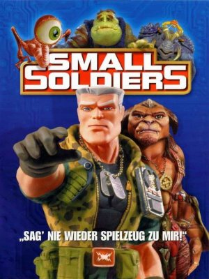 Small Soldiers 557x743