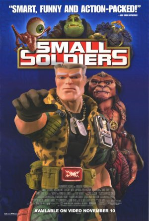 Small Soldiers 580x860