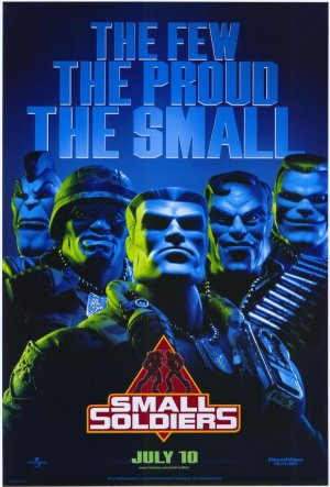 Small Soldiers 580x856