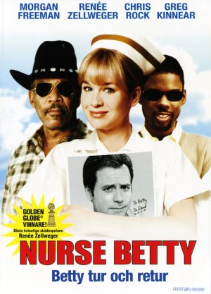 Nurse Betty Cover