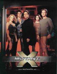 Mutant X poster