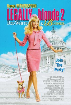 Legally Blonde 2: Red, White & Blonde 2025x3000