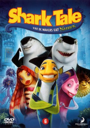 Shark Tale 1326x1879