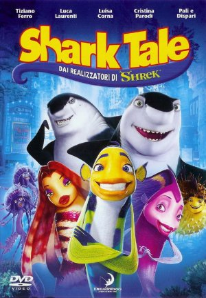 Shark Tale 1008x1450