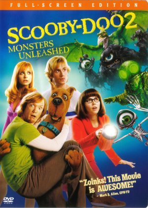 Scooby Doo 2 - Die Monster sind los 1531x2159